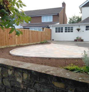 Drive Landscaping in Wolverhampton